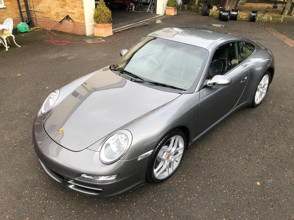 £25,995 : 2007 PORSCHE 997 CARRERA 4 TIPTRONIC S COUPE For Sale (picture 3 of 6)