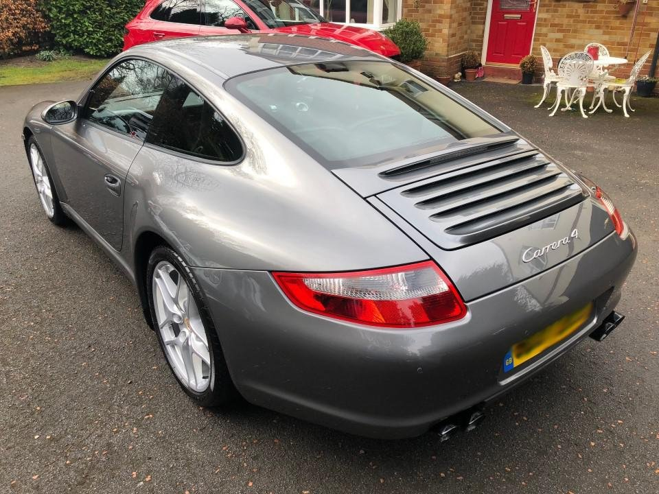 £25,995 : 2007 PORSCHE 997 CARRERA 4 TIPTRONIC S COUPE For Sale (picture 4 of 6)