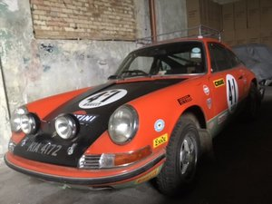 1970 Porsche 911 T Rally Car at ACA 15th June  For Sale