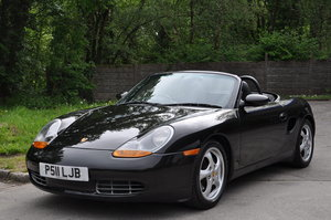 1997 PORSCHE BOXSTER 2.5 CONVERTIBLE  For Sale