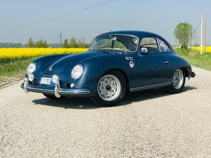 "1957 PORSCHE 356 AT 1 - 1600 ""1000 MIGLIA ELIGIBLE"" *ASI TARGA OR For Sale"