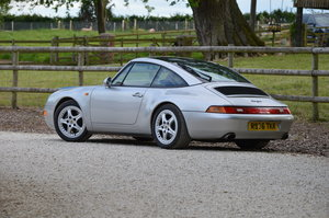 1997 Porsche 993 Targa S Tiptronic For Sale