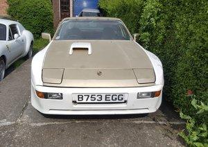 1984 Porsche 924 Carrera GT Recreation easy project For Sale