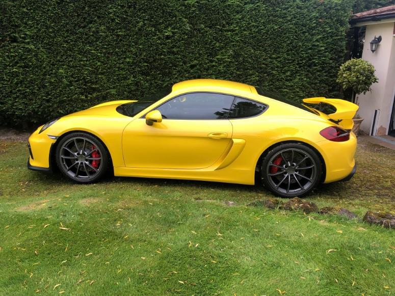 £79,995 : 2016 PORSCHE CAYMAN GT4 For Sale (picture 4 of 6)