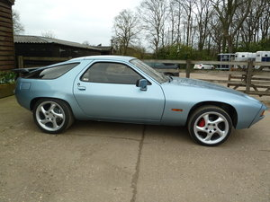 1979 Porsche 928 GT manual For Sale