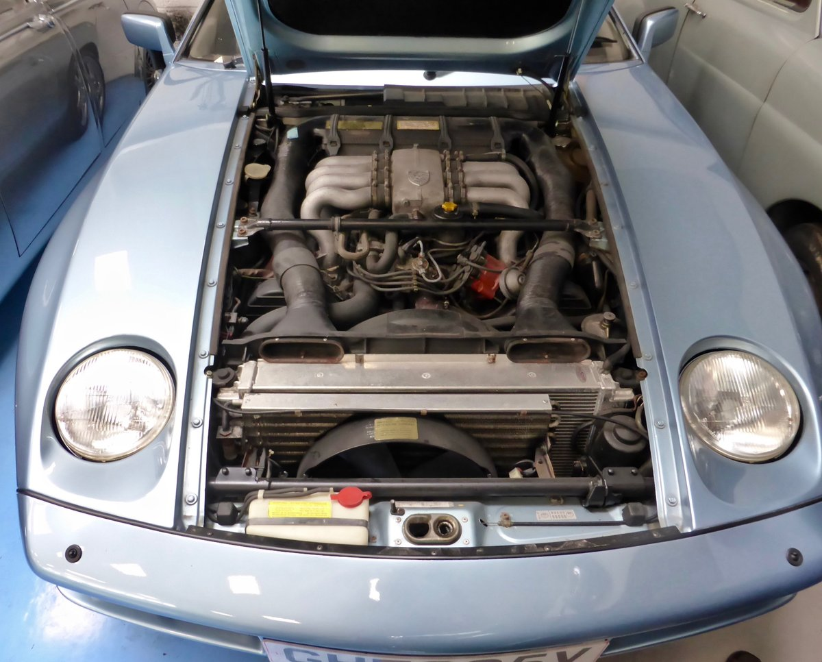 1979 Porsche 928 GT manual For Sale (picture 5 of 6)