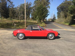 1973 Porsche 914 1.7 litre, 60,000 miles from new, rust free For Sale
