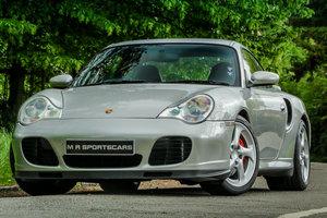 2003 Porsche 911 Turbo Manual PCGB Winner For Sale