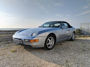 Porsche 968 Cabriolet low mileage 1993 tiptronic For Sale