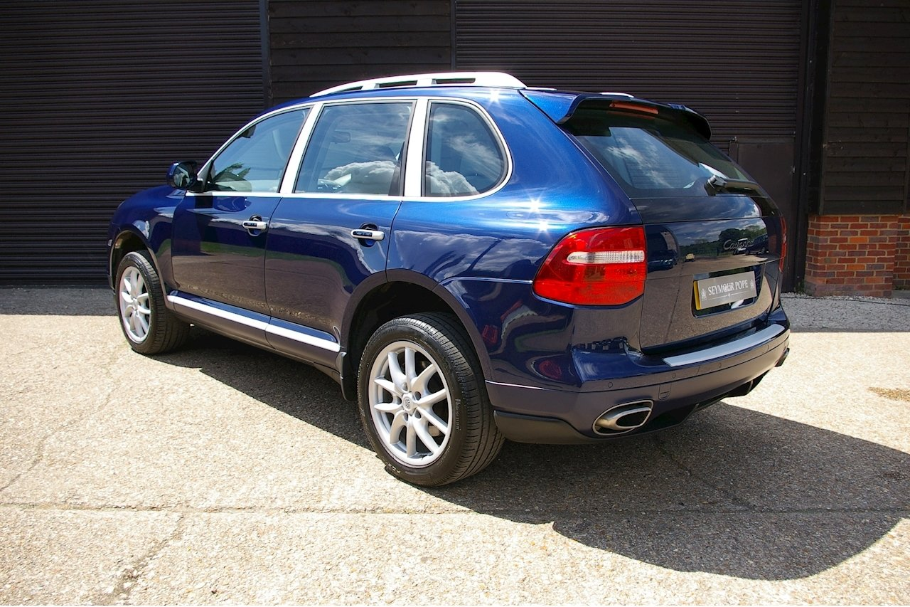 2007 Porsche Cayenne 3.6i V6 Tiptronic Auto AWD (35,000 miles)  SOLD (picture 3 of 6)