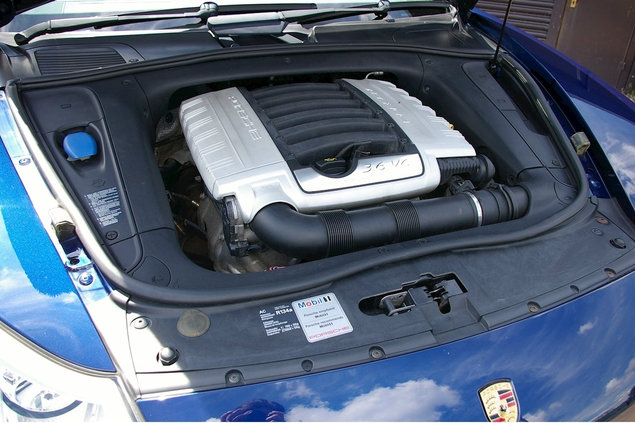 2007 Porsche Cayenne 3.6i V6 Tiptronic Auto AWD (35,000 miles)  SOLD (picture 6 of 6)