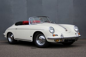 1961 Porsche 356 - B (T5) 1600 Roadster LHD For Sale
