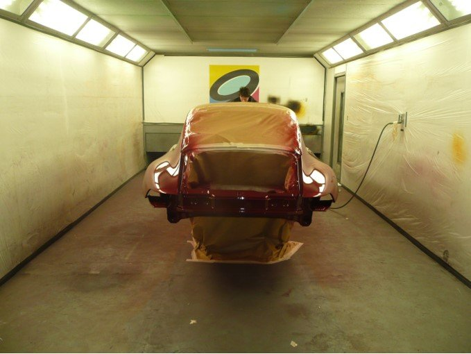 PORSCHE 911(993)COUPE,1996,LOW MILES.OUTSTANDING CONDITION! For Sale (picture 6 of 6)