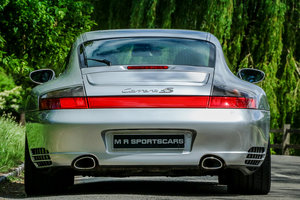 2002 Porsche 911 Carrera 4S Manual with Turbo Widebody For Sale