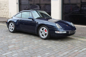 1997 Porsche 911 3.6 993 Carrera 2dr 993 TARGA - LOW MILES SOLD