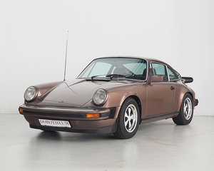 1976 Porsche 911 Carrera 2.7 MFI Sondermodell   For Sale by Auction
