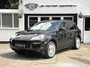 Picture of 2009 Porsche Cayenne 4.8 GTS Tiptronic S Basalt Black Huge Spec! SOLD