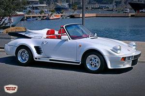 Porsche 3.2 Cabriolet Rinspeed For Sale