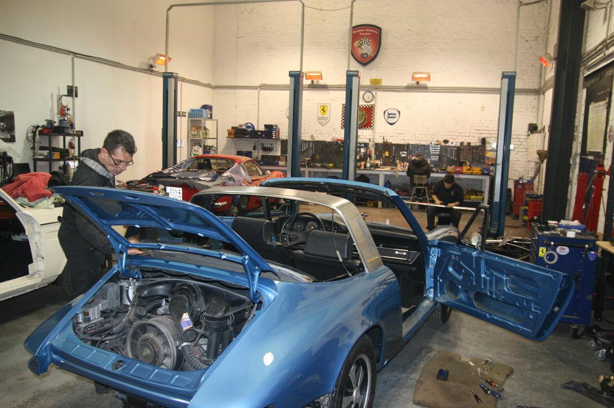 1969 Porsche 911  2.2 S Targa partially restored For Sale (picture 3 of 3)