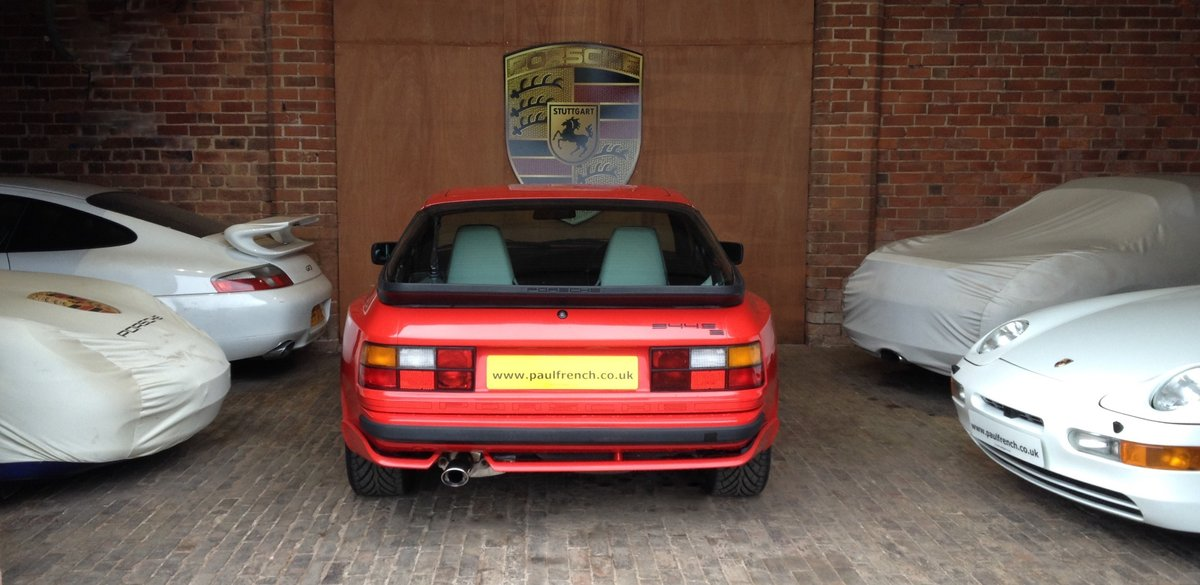 1992 Porsche 968 with LSD For Sale (picture 6 of 6)