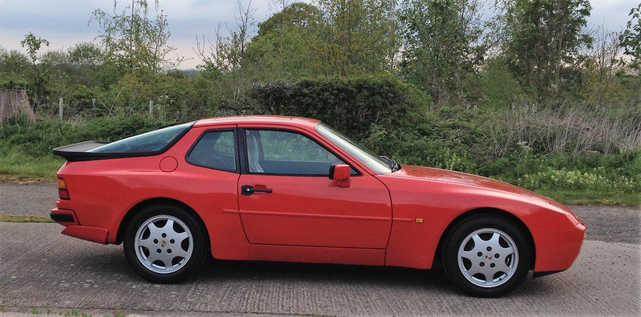 1991 Porsche 944 S2 For Sale (picture 3 of 6)