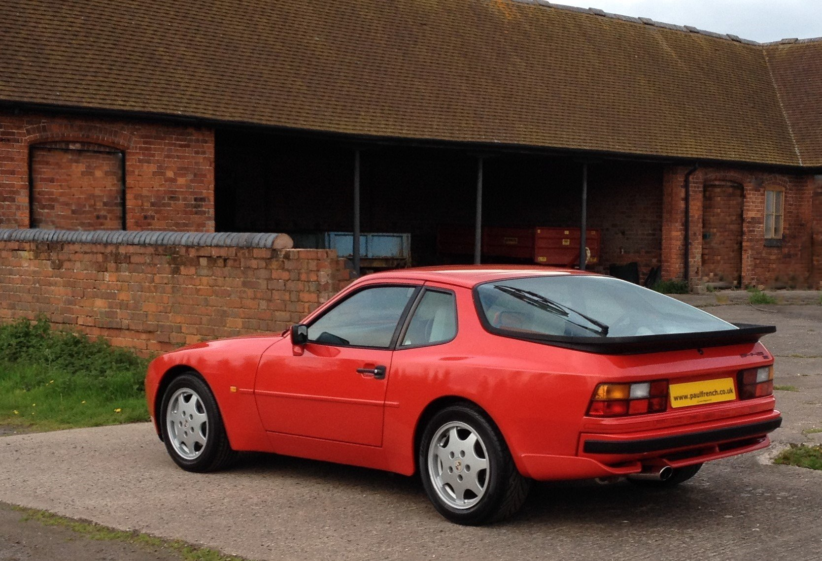 1991 Porsche 944 S2 For Sale (picture 4 of 6)