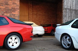 1980 Classic Porsche 924 Turbo For Sale