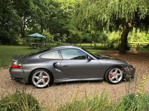 2003 Porsche 996 Turbo Manual For Sale