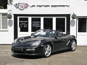 2009 Porsche Boxster 2.9 Gen 2 Manual Basalt Black Huge Spec! For Sale