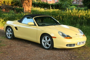 1998 Porsche Boxster 2.5  For Sale
