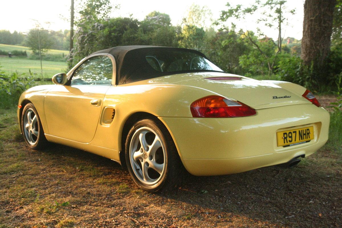 1998 Porsche Boxster 2.5  For Sale (picture 3 of 6)