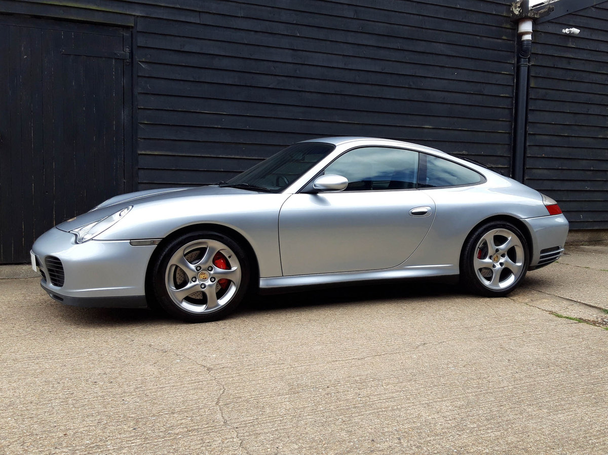 2004 PORSCHE 911/996 3.6 CARRERA 4S COUPE (Ceramic IMS Upgrade) SOLD (picture 1 of 6)