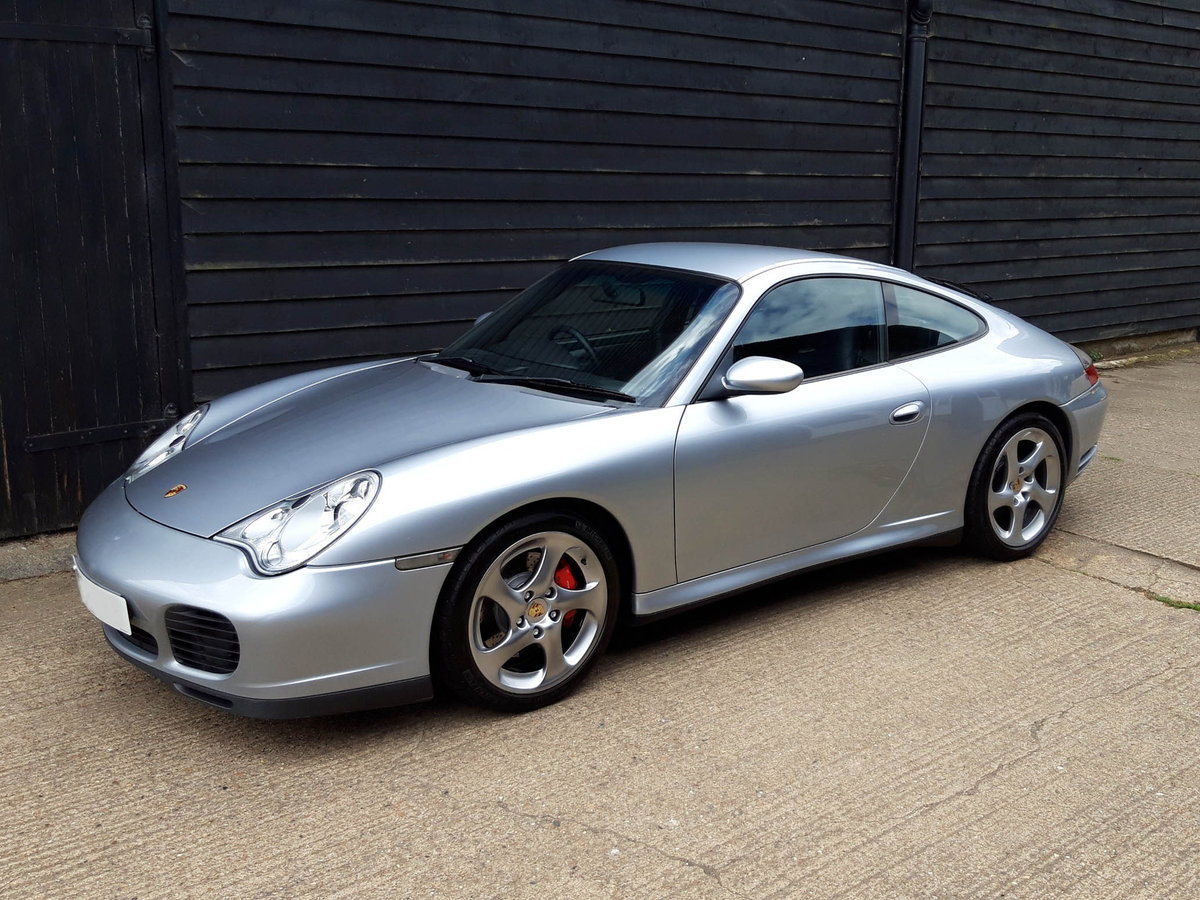 2004 PORSCHE 911/996 3.6 CARRERA 4S COUPE (Ceramic IMS Upgrade) SOLD (picture 3 of 6)