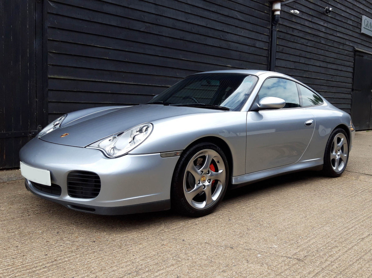 2004 PORSCHE 911/996 3.6 CARRERA 4S COUPE (Ceramic IMS Upgrade) SOLD (picture 4 of 6)