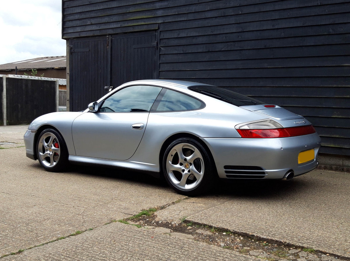 2004 PORSCHE 911/996 3.6 CARRERA 4S COUPE (Ceramic IMS Upgrade) SOLD (picture 5 of 6)