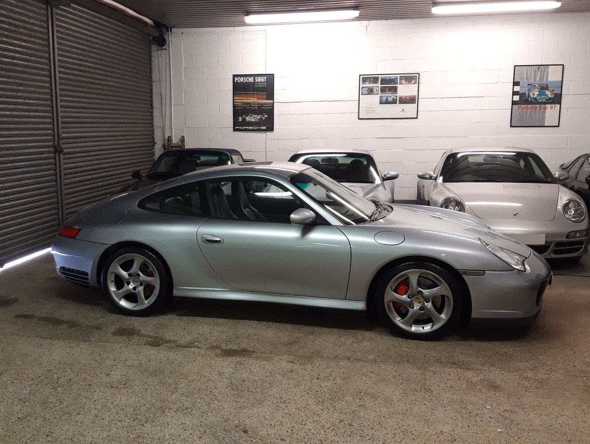 2004 PORSCHE 911/996 3.6 CARRERA 4S COUPE (Ceramic IMS Upgrade) SOLD (picture 6 of 6)
