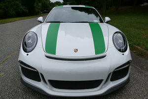 2016 Porsche 911R with only 920 miles  For Sale