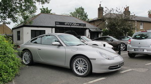 PORSCHE 911 (996) CARRERA 2 COUPE 6 SPEED MANUAL