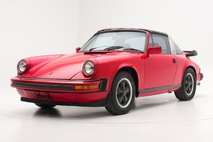 PORSCHE 911 2,7S TARGA 1977 For Sale by Auction