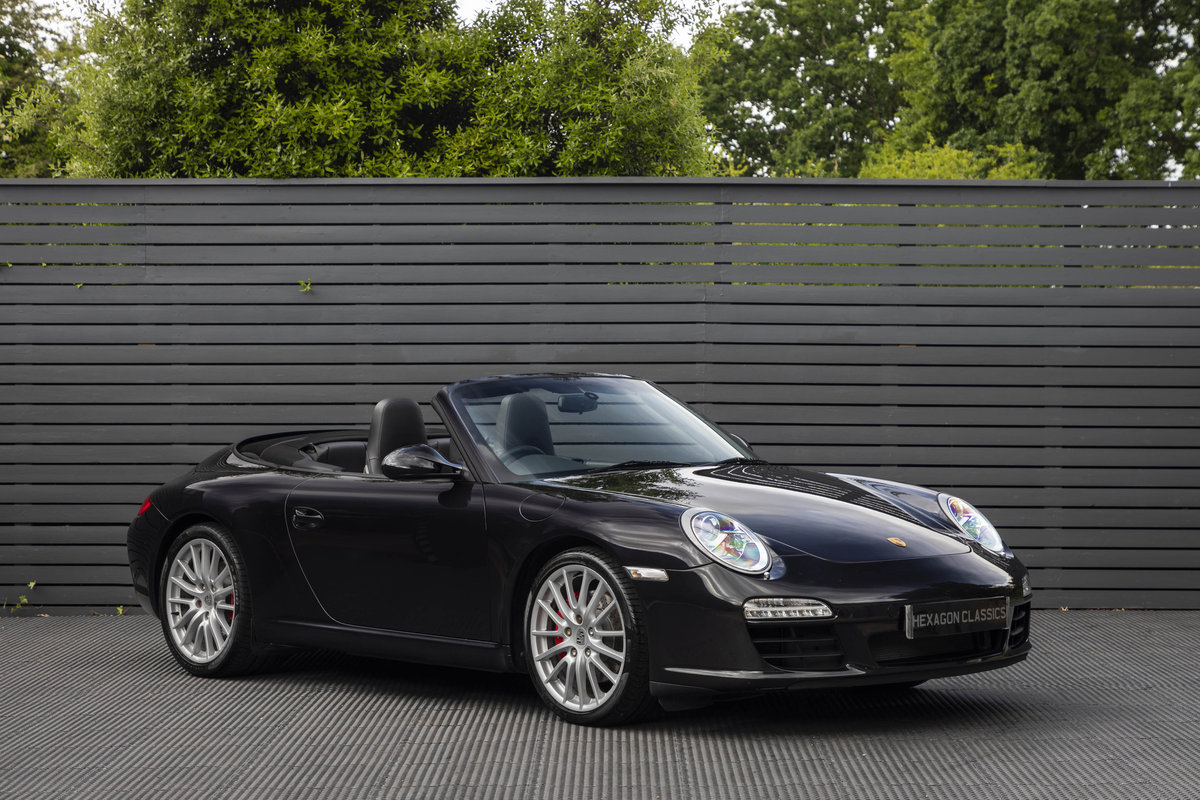 2010 Porsche 997 C2 S PDK CABRIOLET GEN II ONLY 10700 MILES SOLD (picture 1 of 6)