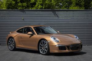 2012 Porsche 991 C4 COUPE PDK ONLY 3750 MILES For Sale
