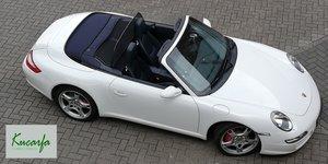 2008 Porsche 911 Carrera S Convertible 997 LHD 29.000 km For Sale