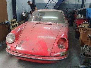 1965 Porsche 911 swb 2.0 year 1966 For Sale