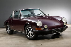 1973 Porsche 911 T(E) 2.4 ltr. Targa For Sale