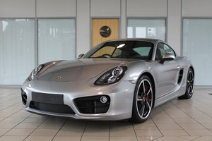 2013/13 Porsche Cayman (981) 3.4 S PDK For Sale