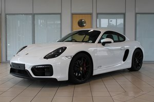 2016 Cayman GTS PDK Coupe For Sale