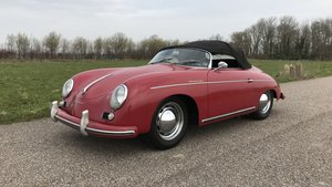 1956 356 Pre-A Speedster For Sale