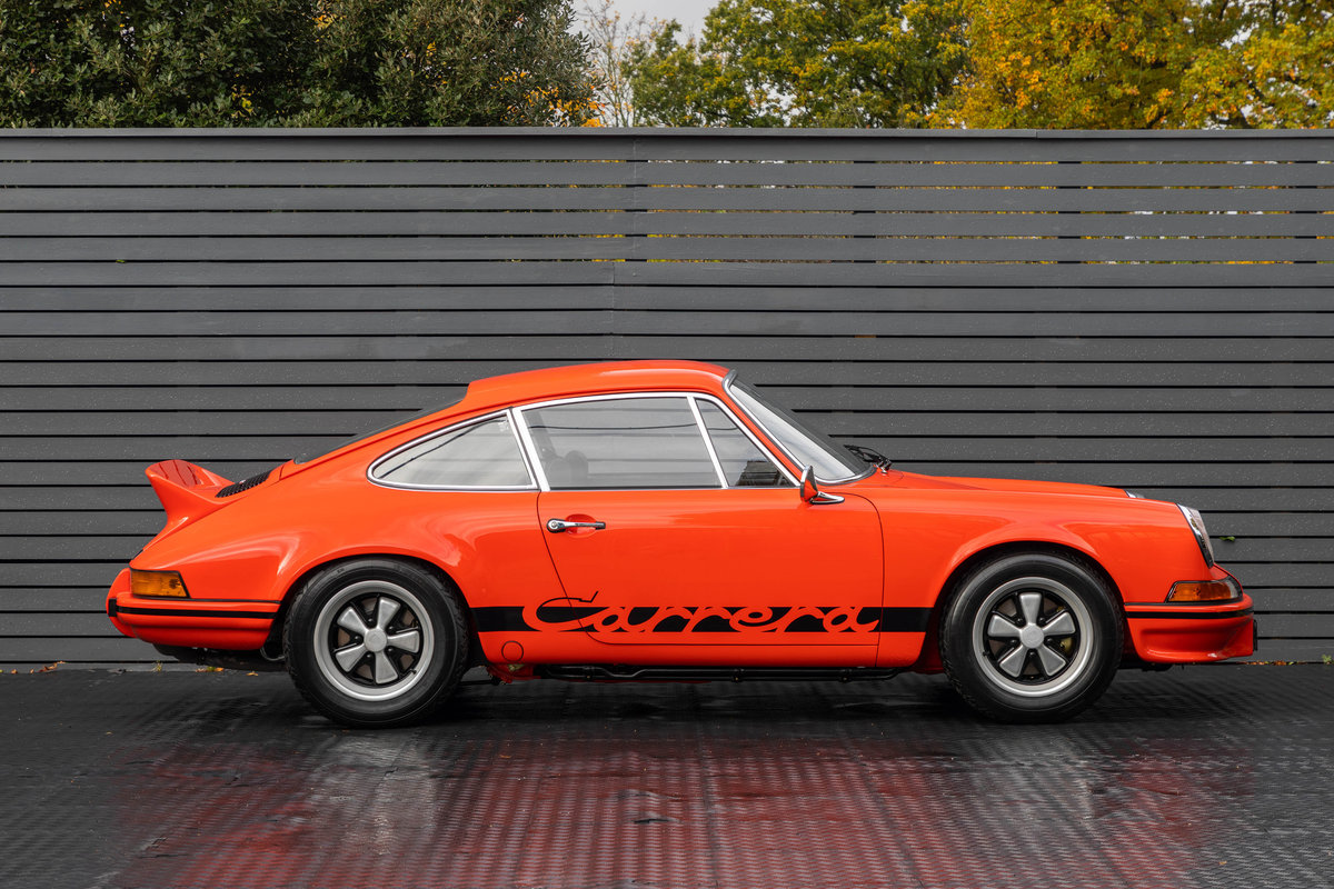 1973 PORSCHE 2.7 RS LIGHTWEIGHT For Sale (picture 3 of 6)
