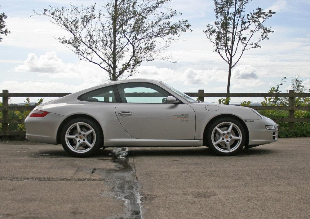 2006 PORSCHE 911 (997) CARRERA 2 (Hartech engine rebuild) For Sale (picture 1 of 6)