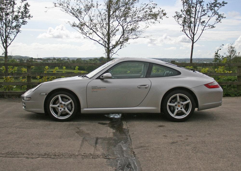 2006 PORSCHE 911 (997) CARRERA 2 (Hartech engine rebuild) For Sale (picture 2 of 6)
